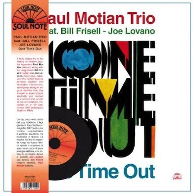 Paul Motian WITH BILL FRISELL & JOE LOVANO-DEEP DOWN (Vinyl)