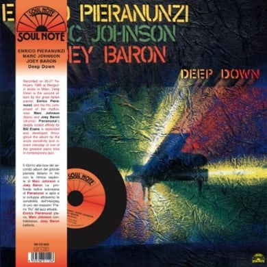 Enrico Pieranunzi ONE TIME OUT Vinyl Record