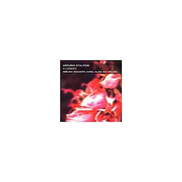 Arturo Stalteri FLOWERS CD