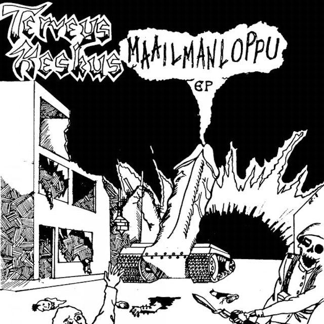 Terveyskeskus MAAILMANLOPPU Vinyl Record