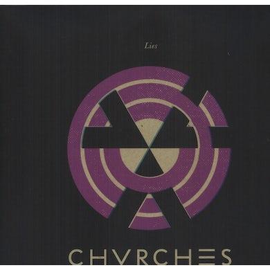 Chvrches LIES Vinyl Record