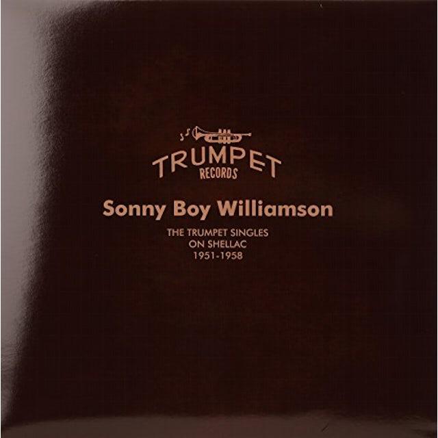 Sonny Boy Williamson TRUMPET SINGLES ON SHELLAC: 1951-58 (Vinyl)