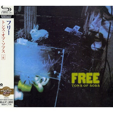 Free TONS OF SOBS CD