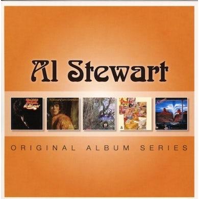 Al Stewart ORIGINAL ALBUM SERIES CD