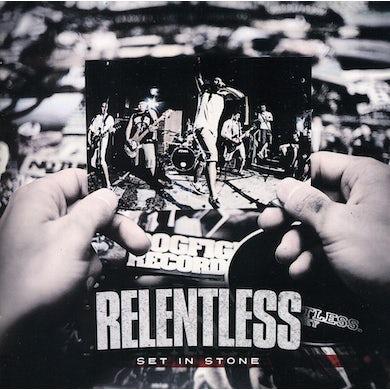 Relentless SET IN STONE CD