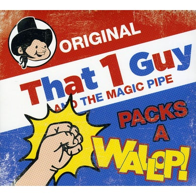 That 1 Guy PACKS A WALLOP CD