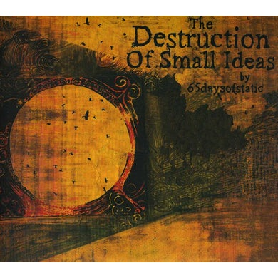 65daysofstatic DESTRUCTION OF SMALL IDEAS CD