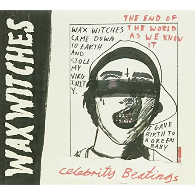 WAX WITCHES CELEBRITY BEATINGS CD