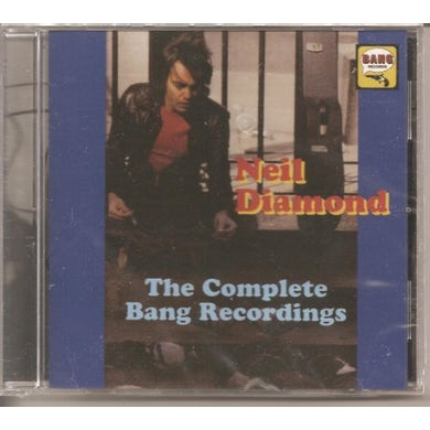 Neil Diamond COMPLETE BANG RECORDINGS CD