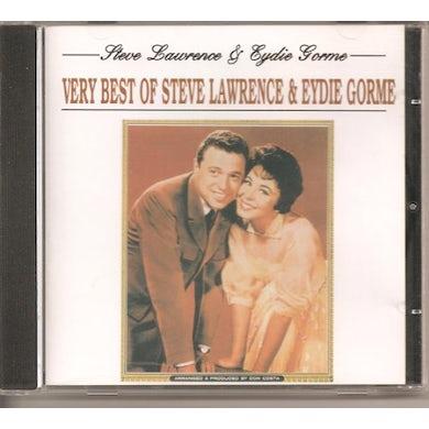 Steve Lawrence & Eydie Gorme BEST OF CD