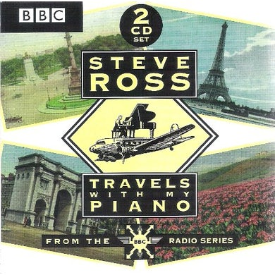 Steve Ross TRAVELS WITH MY PIANO CD