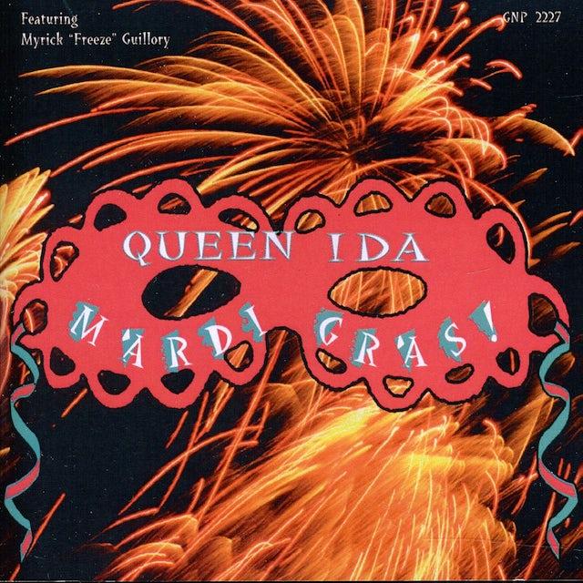 Queen Ida MARDI GRAS CD