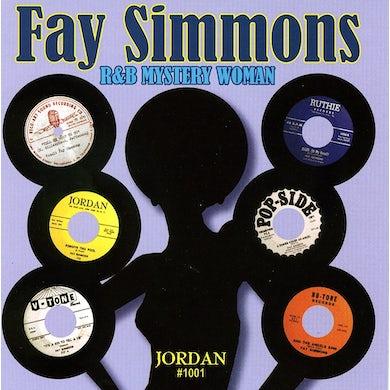 Fay Simmons R&B MYSTERY WOMAN CD