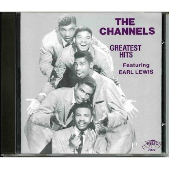 Channels GREATEST HITS CD
