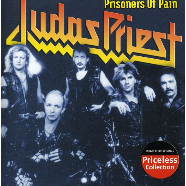 Judas Priest PRISONERS OF PAIN CD