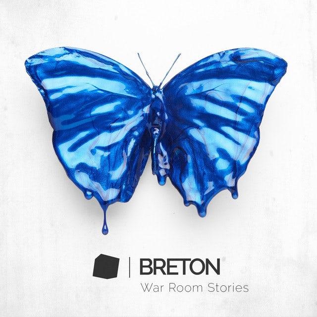 Breton WAR ROOM STORIES Vinyl Record