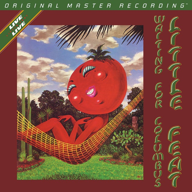 Little Feat WAITING FOR COLUMBUS CD