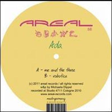 Ada ME & THE THREE Vinyl Record