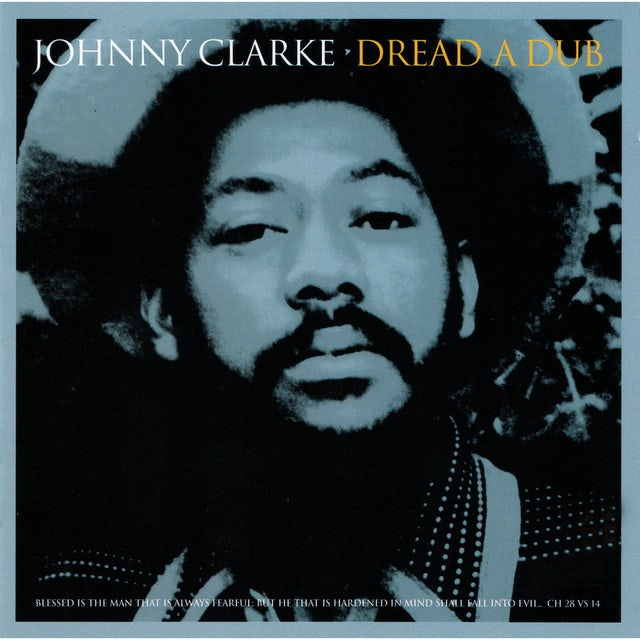 Johnny Clarke DREAD A DUB Vinyl Record