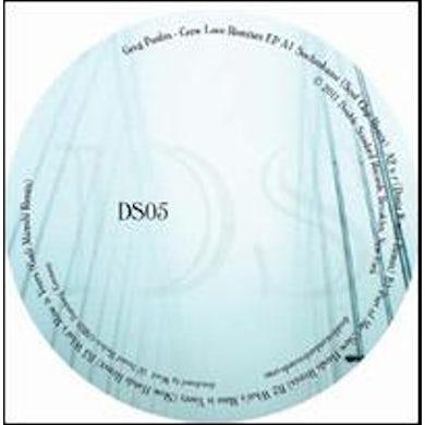 Greg Paulus CREW LOVE REMIXES Vinyl Record