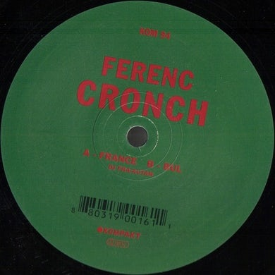 Ferenc CRONCH Vinyl Record