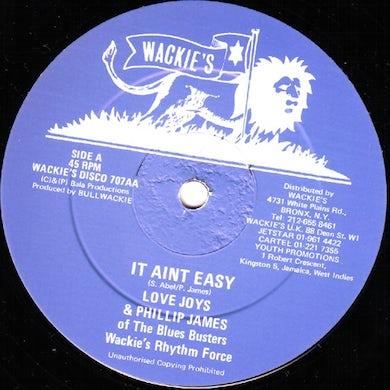 Love Joys GIMME BACK Vinyl Record