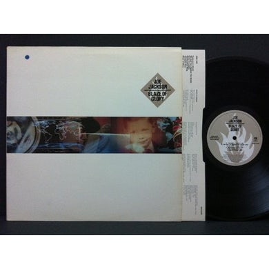 Joe Jackson BLAZE OF GLORY Vinyl Record