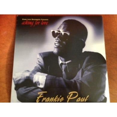 Frankie Paul ASKING FOR LOVE Vinyl Record
