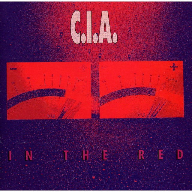 CIA IN THE RED CD