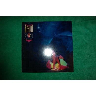 Berlin COUNT THREE & PRAY Vinyl Record