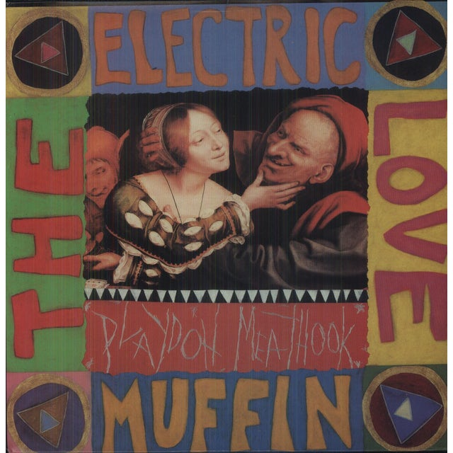 Electric Love Muffin PLAYDOH MEATHOOK Vinyl Record