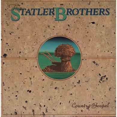 Statler Brothers COUNTRY GOSPEL Vinyl Record