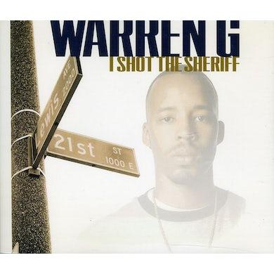 Warren G SHOT THE SHERIFF (EP) CD