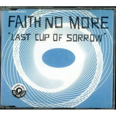 Faith No More LAST CUP / ASHES TO ASHES (DILLINJA MIX) CD