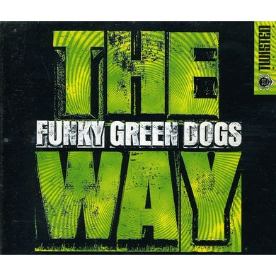 Funky Green Dogs WAY (EP) CD