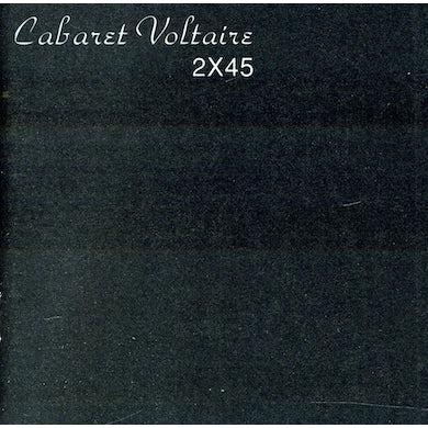 Cabaret Voltaire 2 X 45 CD