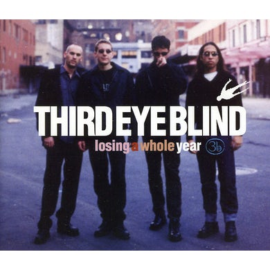 Third Eye Blind LOSING A WHOLE YEAR / REMIXES EP CD