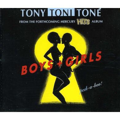 Tony Toni Tone BOYS & GIRLS CD