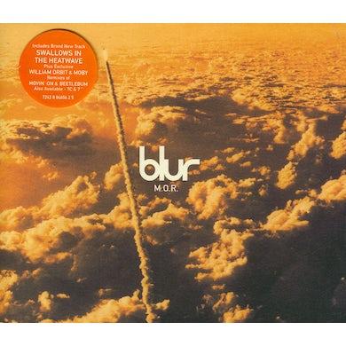 Blur M.O.R. CD