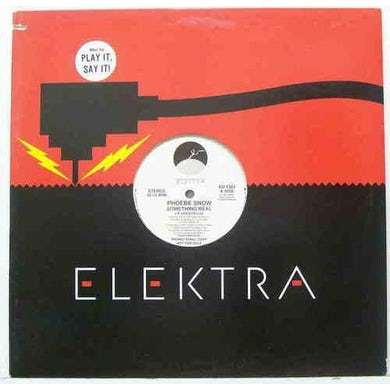 Phoebe Snow SOMETHING REAL Vinyl Record
