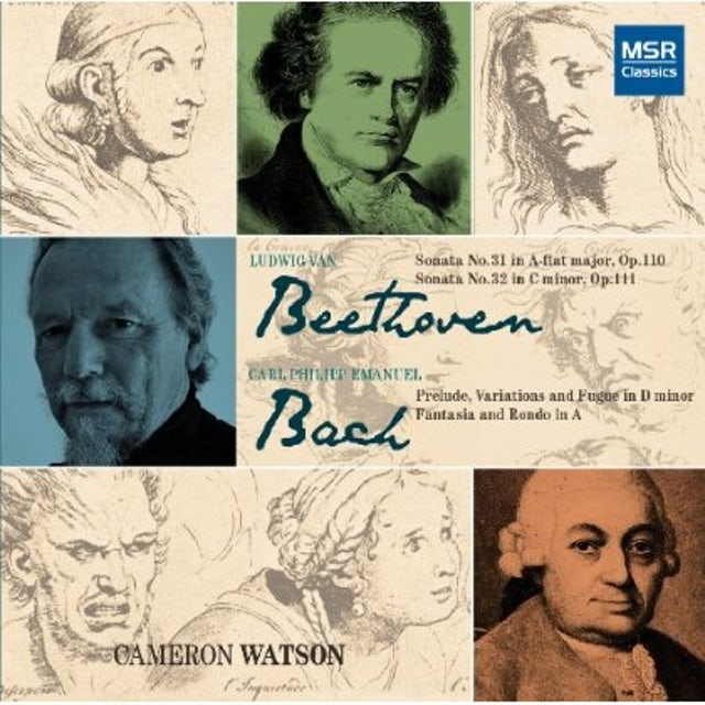 J.S. Bach BACH / BEETHOVEN CD