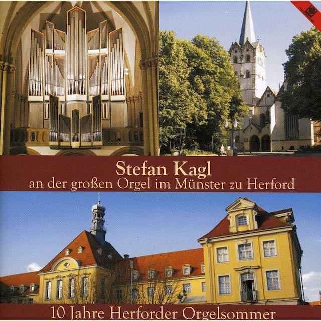 J.S. Bach 10 JAHRE HERFORDER ORGELSOMMER CD