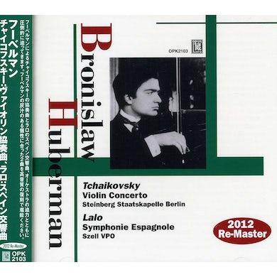 P.I. Tchaikovsky TCHAIKOVSKY VIOLIN CONCERTO CD