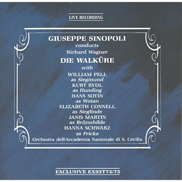 R. Wagner DIE WALKURE CD