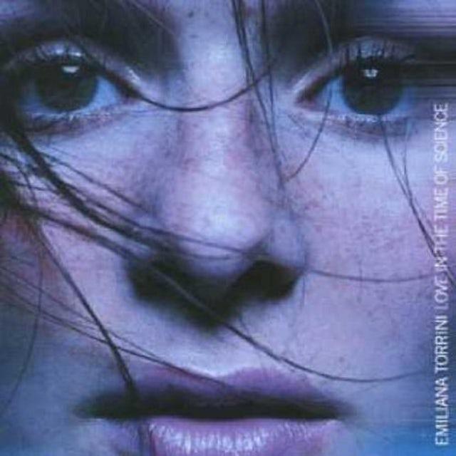 Emiliana Torrini LOVE IN THE TIME OF SCIENCE-DIRECT METAL MASTER CD