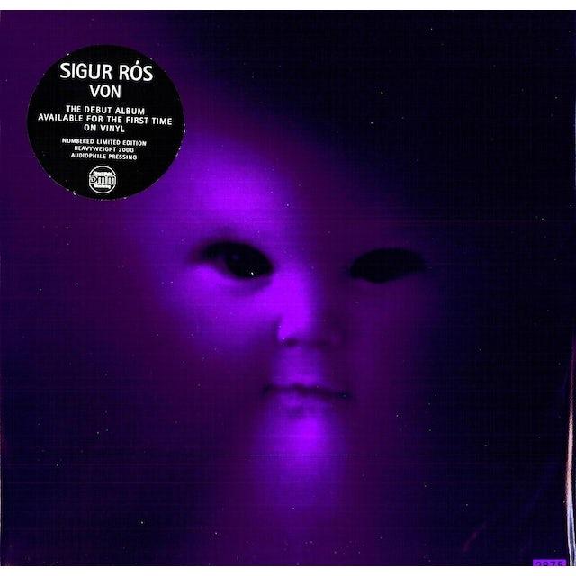 Sigur Rós VON Vinyl Record