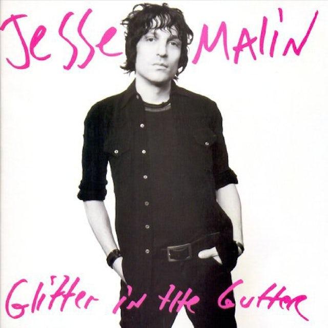 Jesse Malin GLITTER IN THE GUTTER: DIRECT METAL MAS Vinyl Record