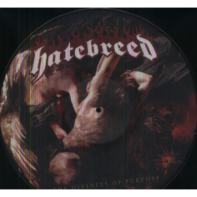 Hatebreed DIVINITY OF PURPOSE Vinyl Record