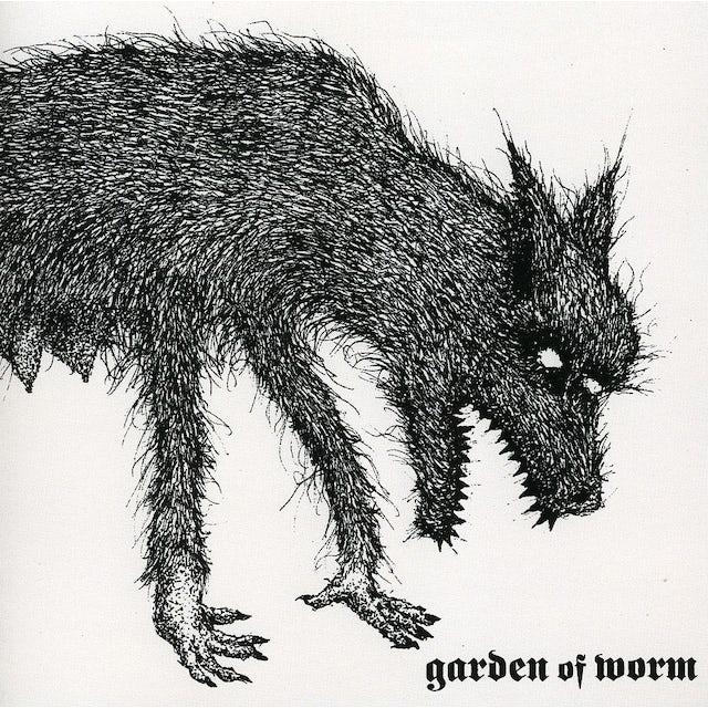 GARDEN OF WORM CD