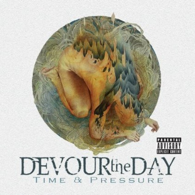 Devour The Day TIME & PRESSURE CD